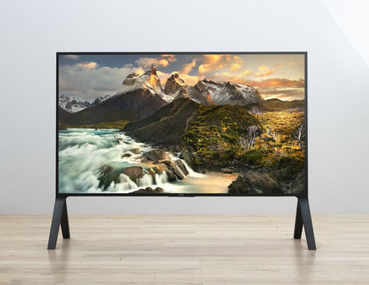 Sony BRAVIA Z9D series - 4K HDR TV – Ultra HD TV